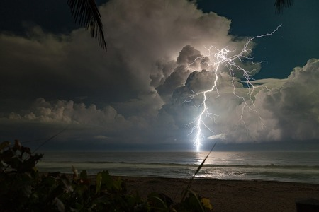 Florida: The Lightning Capital ! Quality Comfort offers surge protection to help prevent electrical surge damage to your air conditioning system