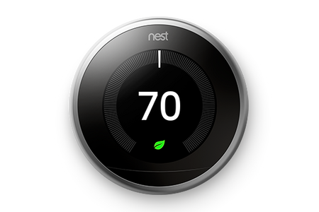 The Nest Thermostat Generation 3